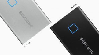 Samsung Portable SSD T7 1TB at lowest price in Pakistan