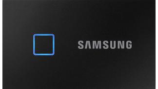 SAMSUNG PORTABLE SSD T7 1TB