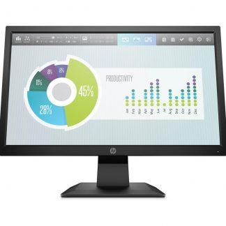 HP P204v 19.5-inch Monitor