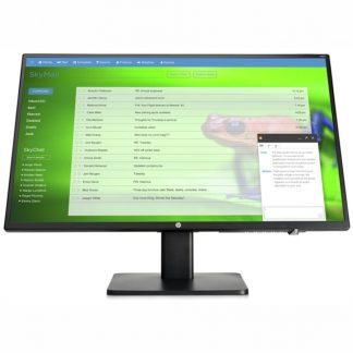HP P241v 23.8-inch Monitor