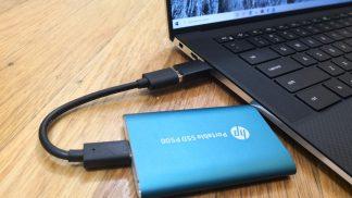 HP P500 Portable SSD