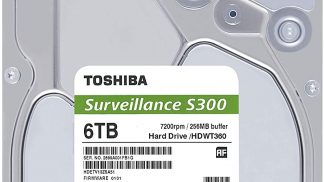 Toshiba S300 6tb