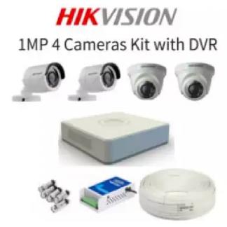 hik vision dvr cctv system