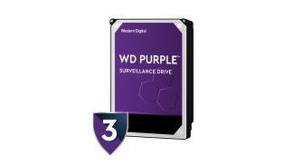 Western Digital Purple Surveillance Hard Drive