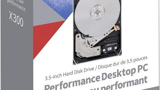 Toshiba X300 high performance hard drive x300