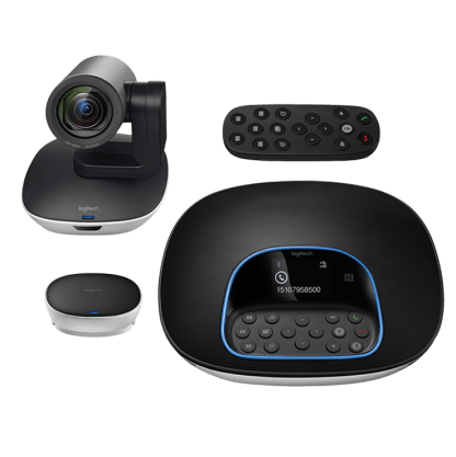 Logitech group cam