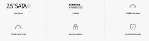SAMSUNG MZ76E 860 EVO
